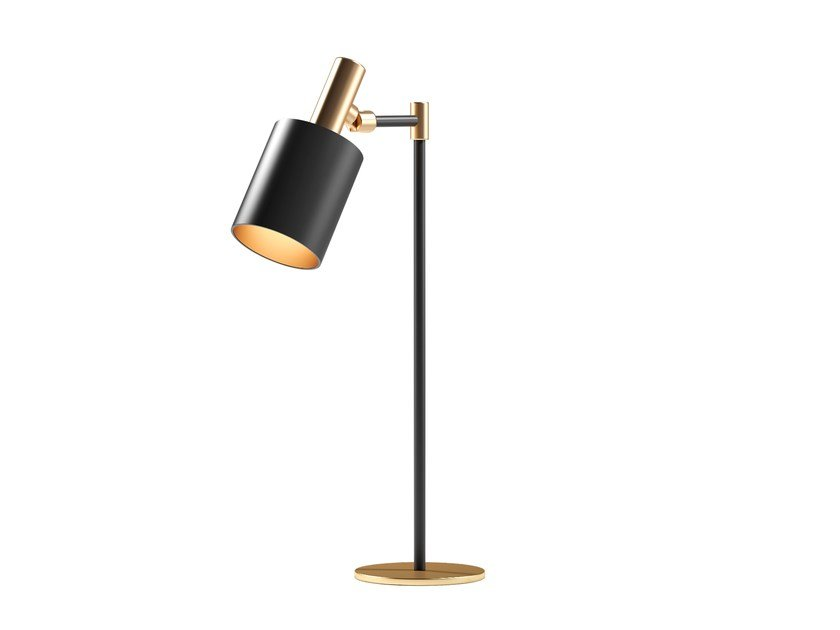 Metal desk lamp MUSA B by Capital Collection