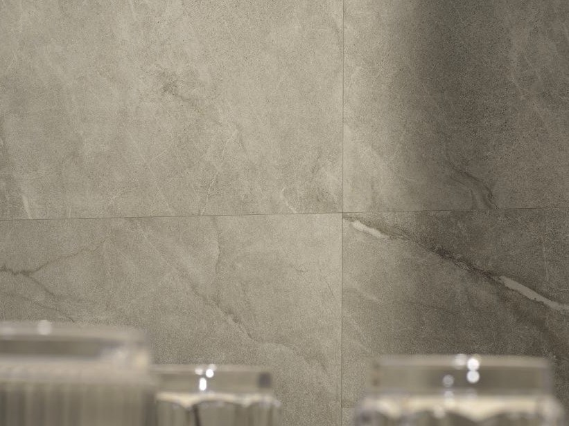 Porcelain stoneware wall/floor tiles with marble effect MUSE BG by Ceramica d'Imola
