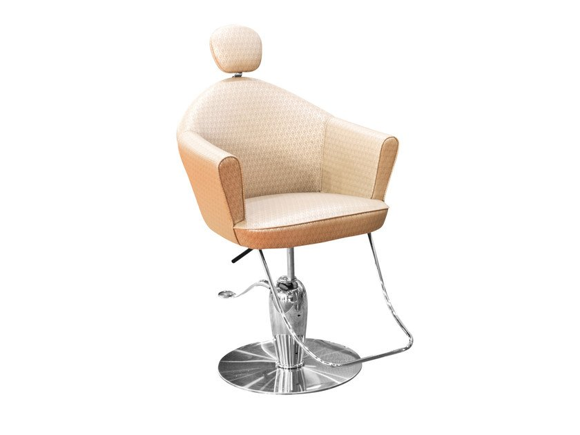 Hairdresser chair MUSETTE REC by Maletti