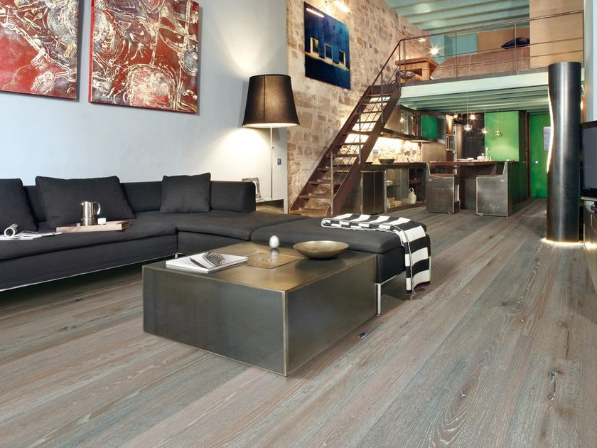 Oak parquet MUST CHARACTER by Woodco
