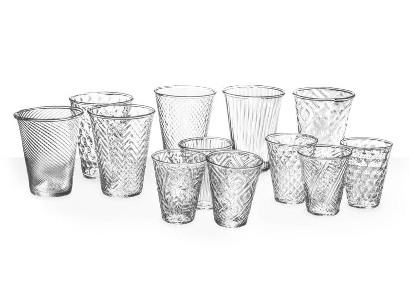 Glass glass MUSTER by Lasvit