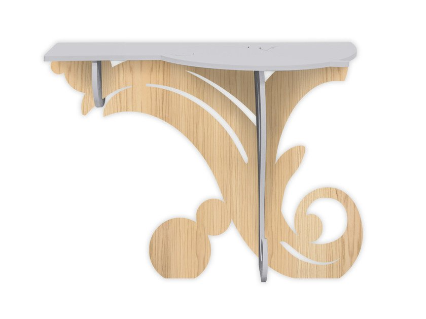 MDF console table MW-286   Console table by LAS
