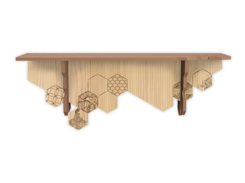 MDF console table MW-313 | Console table by LAS