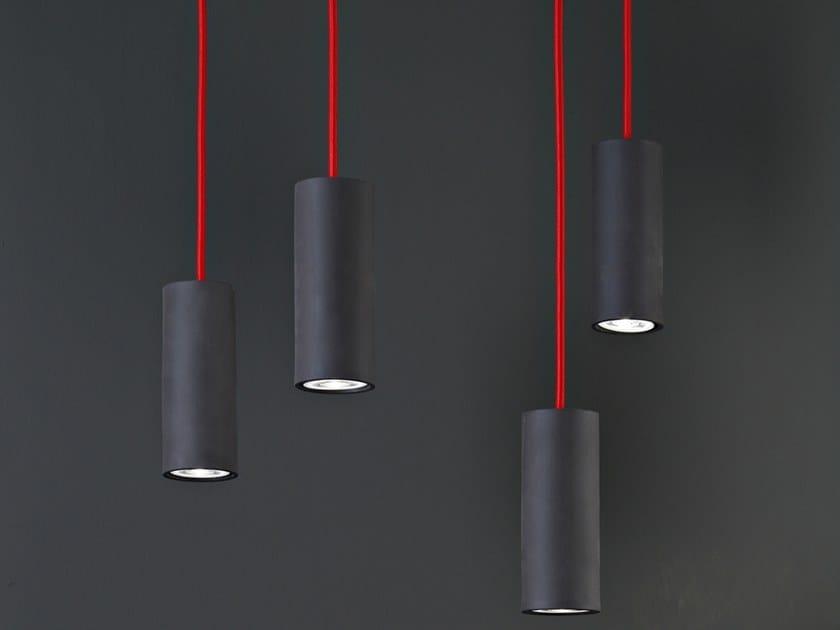 Direct light pendant lamp MY CILINDRO by GI Gambarelli