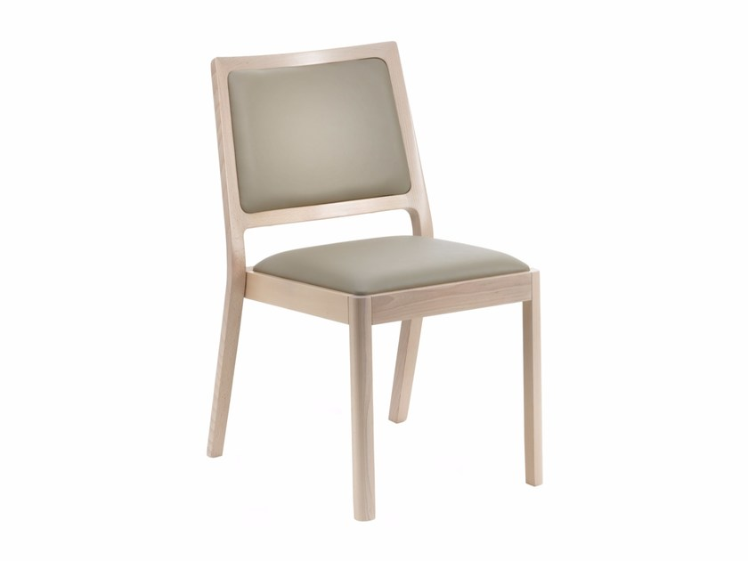 Upholstered chair MY FRAME SM120 by Segis