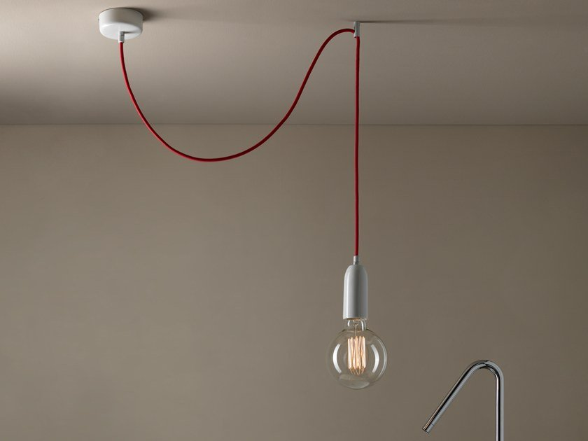 Direct light pendant lamp MY WIRE XL by GI Gambarelli
