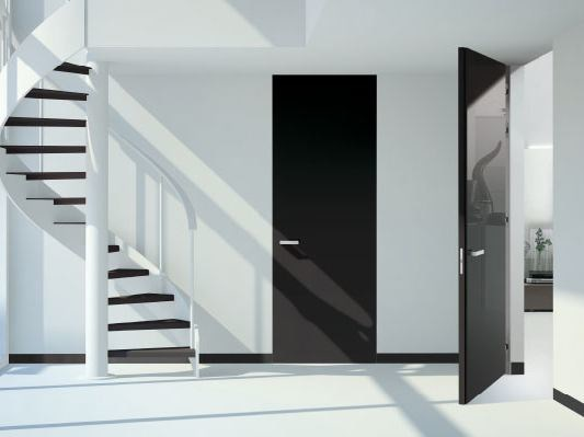 Hinged flush-fitting door MYA | Lacquered door by ROYAL PAT