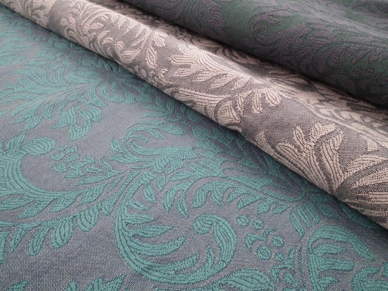 Damask jacquard fabric MYDAM by l'Opificio