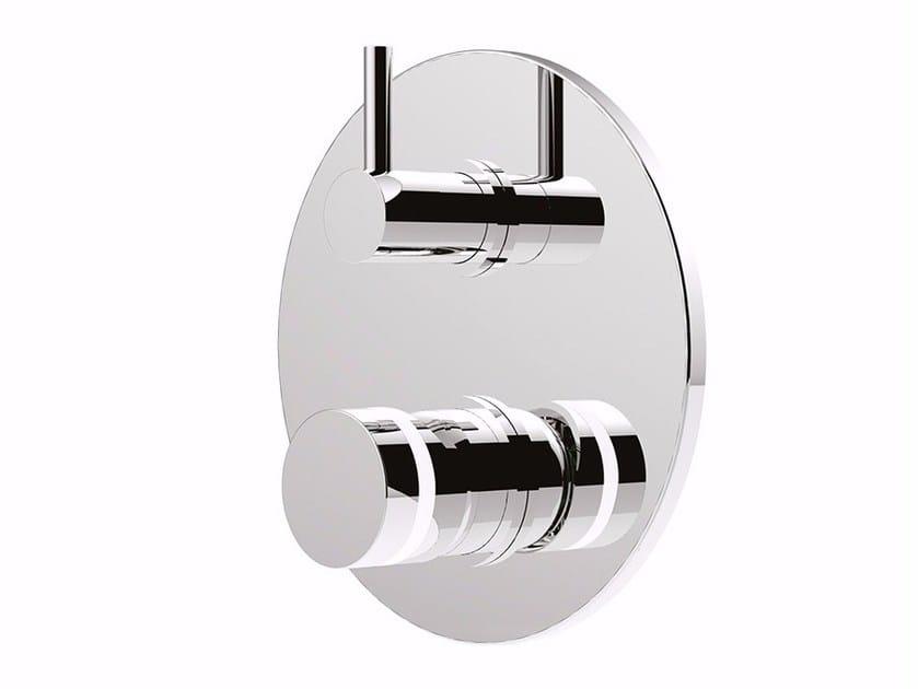 Mitigeur de douche avec déviateur MYRING - FMR0013-4 by Rubinetteria Giulini