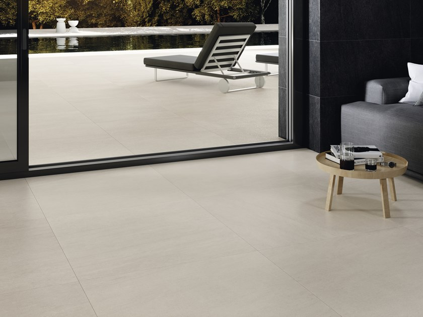 Porcelain stoneware flooring with stone effect MYSTIC 4D by PERONDA