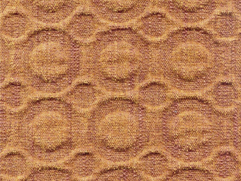 Fabric with graphic pattern MYTHIQUE by Élitis