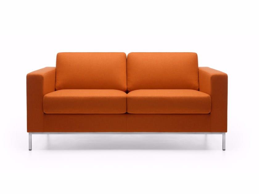 2 seater fabric sofa MYTURN 20H by profim