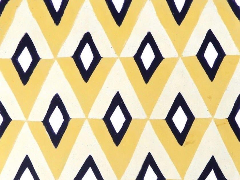 Cement wall/floor tiles N°26 | Wall/floor tiles by BEAUREGARD