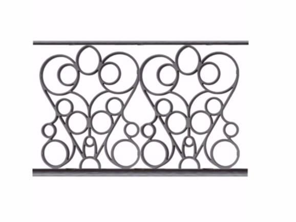 Pannelli in alluminio 9501.0002PS | Parapetto by Modus