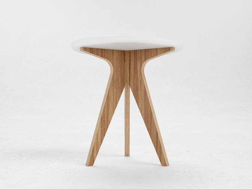 Round coffee table N2 by ODESD2