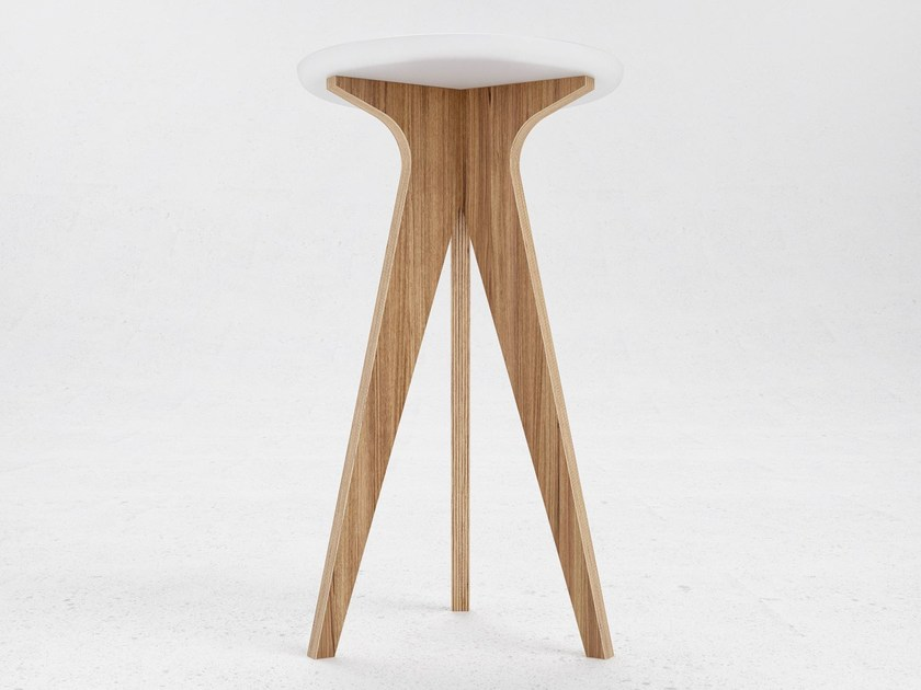 Round coffee table N3 by ODESD2