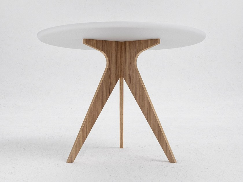 Round table N4 by ODESD2