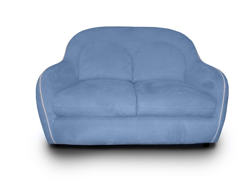 2 seater Nabuk sofa CRISTINA | Nabuk sofa by Nieri