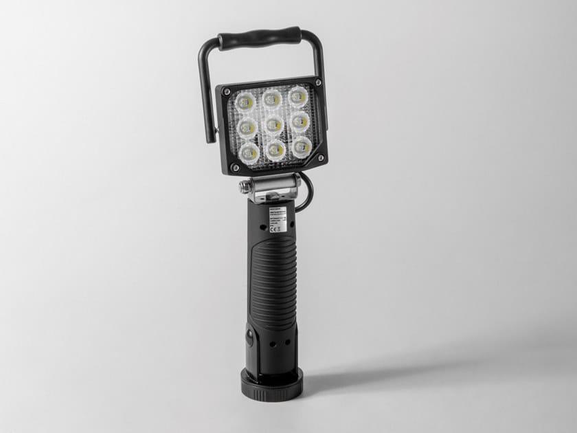 Lampada da lavoro a LED portatile NADC08009 by AKIFIX
