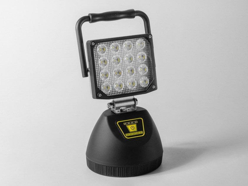 Lampada da lavoro a LED portatile NADC08010 by AKIFIX
