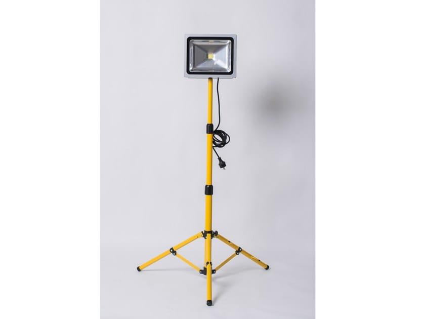 Lampada telescopica a LED con treppiede NADC09010 by AKIFIX