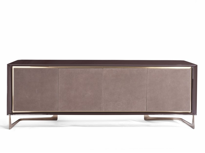 Lacquered sideboard with doors NADIR | Sideboard by Visionnaire