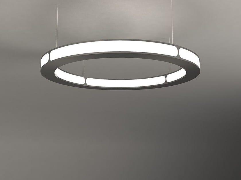 Lampada a sospensione a LED NAF IOW | Lampada a sospensione by Neonny