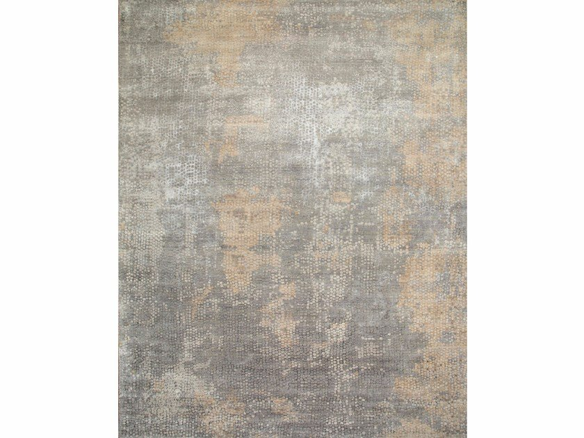 Handmade rug NAGA ESK-404 Ashwood/Medium Gray by Jaipur Rugs