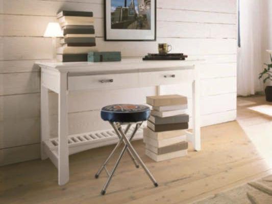 Solid wood secretary desk NAIMA | Secretary desk by Arvestyle
