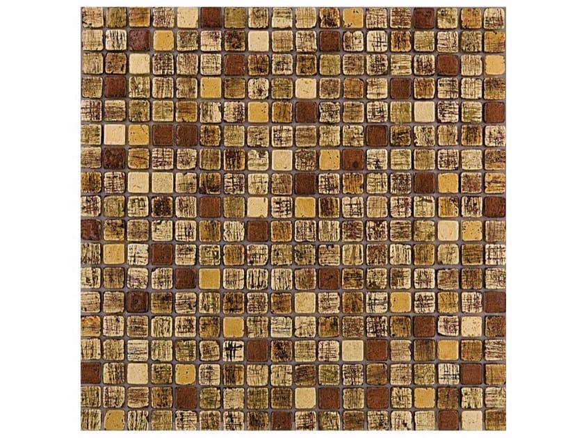 Marble mosaic BOITE - CONTEMPORARY BOX - NAKOLO 15 by Lithos Mosaico Italia