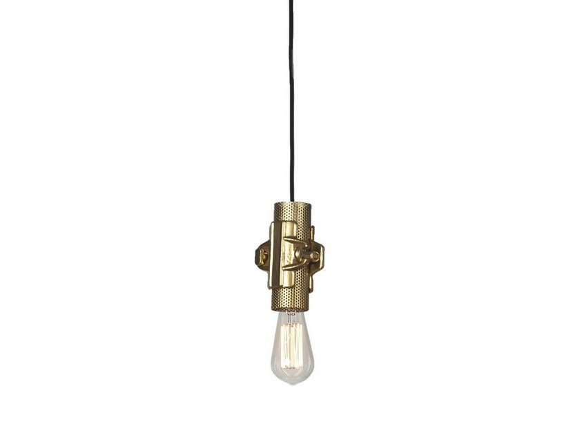 Painted metal pendant lamp NANDO | 2 by Karman