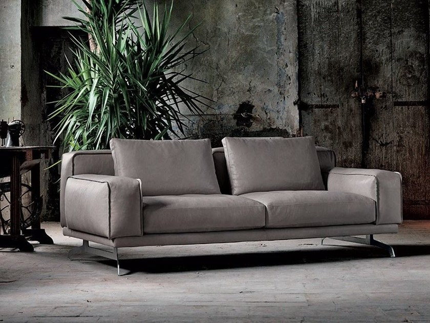 2 seater fabric sofa NANDO | 2 seater sofa by Max Divani