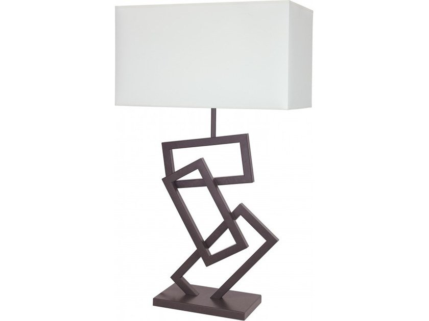 Metal table lamp NANO by Flam & Luce