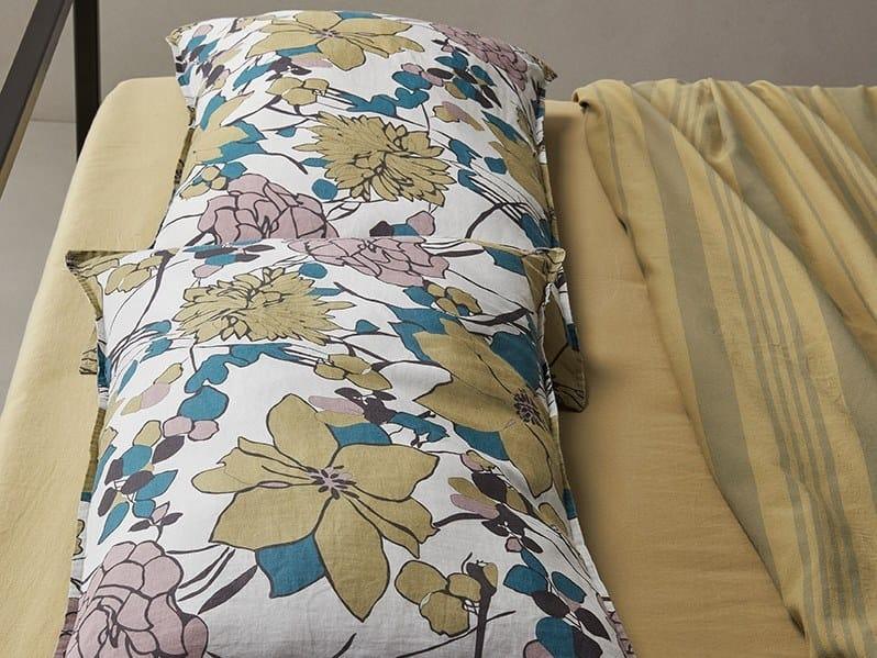 Pillow case with floral pattern NAP DAHL | Pillow case with floral pattern by Society Limonta