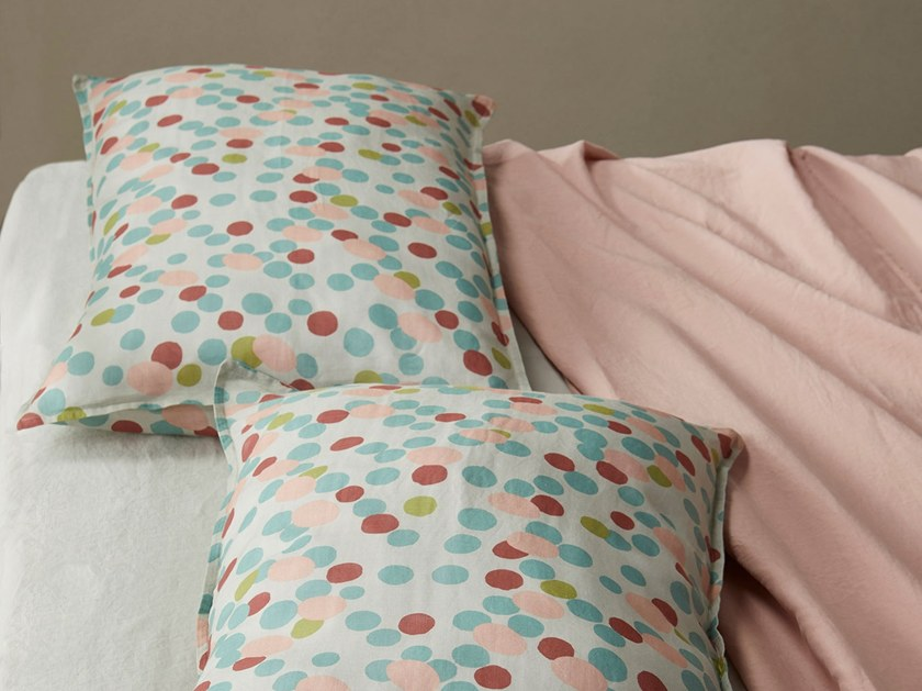 Ramié pillow cases NAP ROUND by Society Limonta
