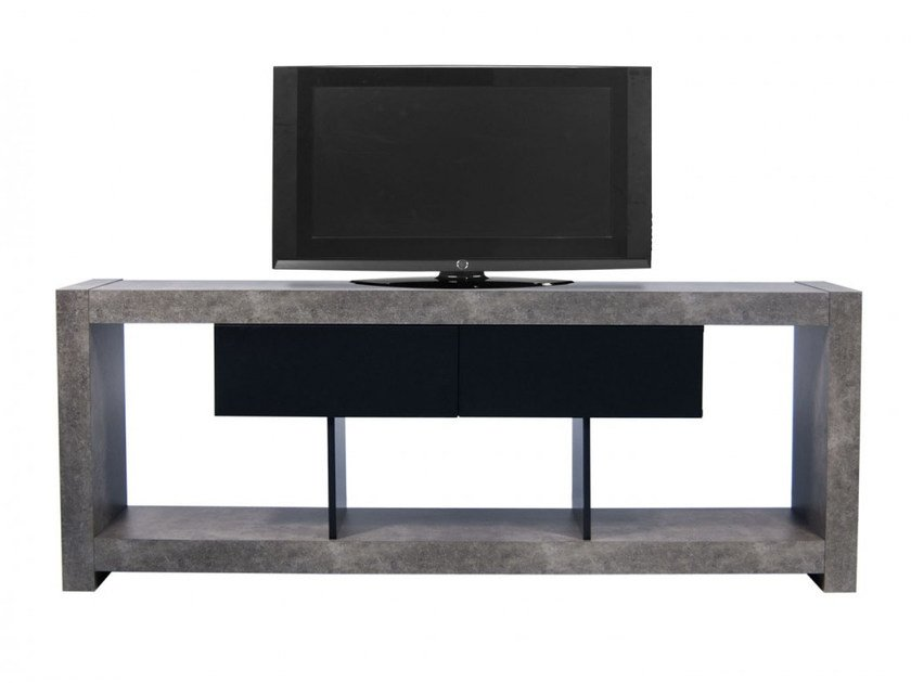 TV cabinet with drawers NARA by TemaHome
