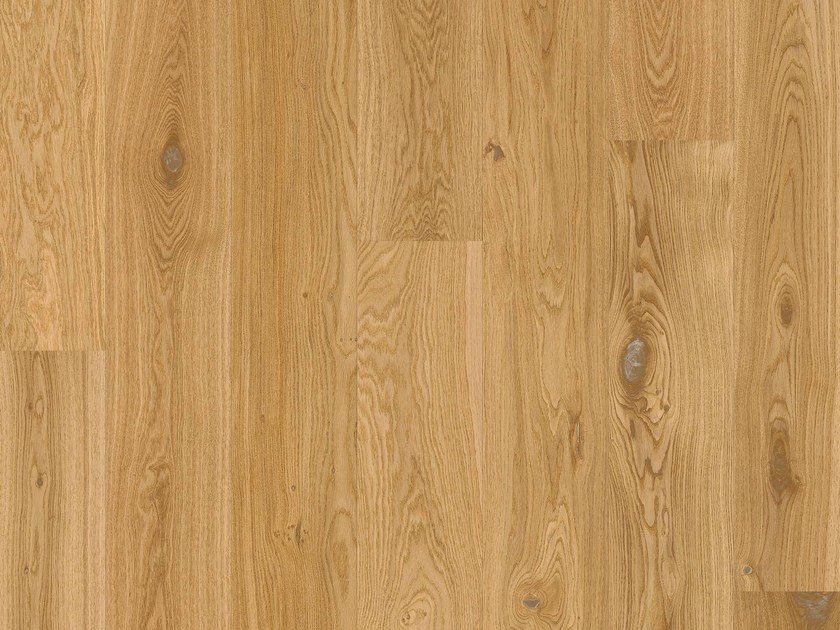 Brushed oak parquet NATURAL OAK by Pergo