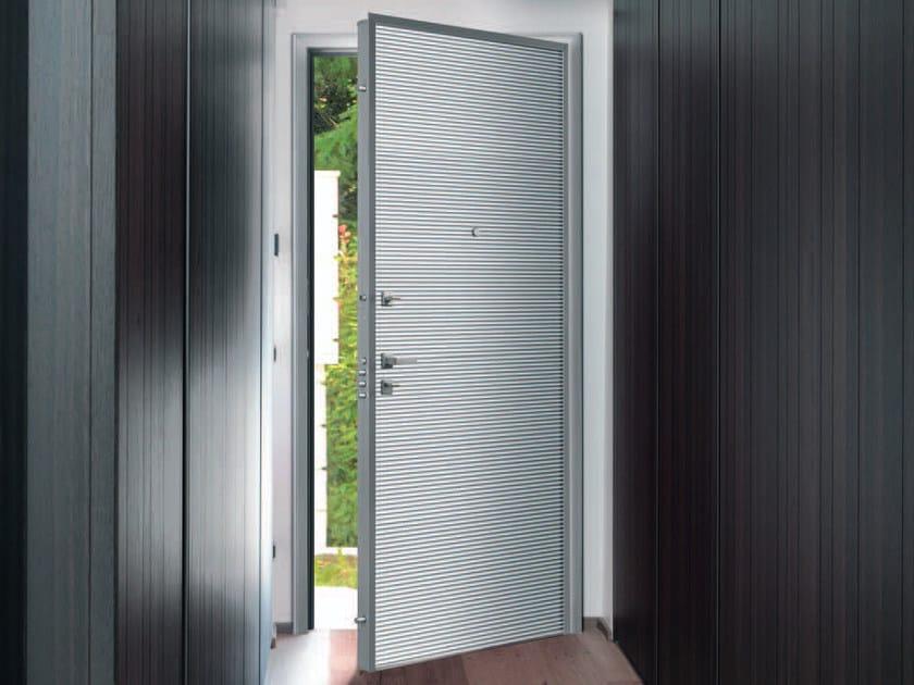 Pannello di rivestimento per porte blindate NATURALL-ALL by Alias Security Doors