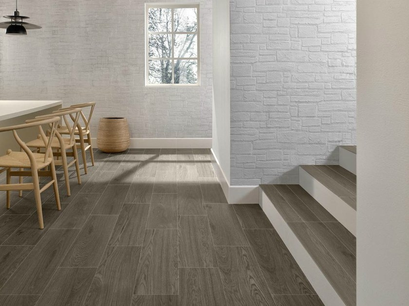 Porcelain stoneware flooring with stone effect NATURE SIDE by Villeroy & Boch Fliesen
