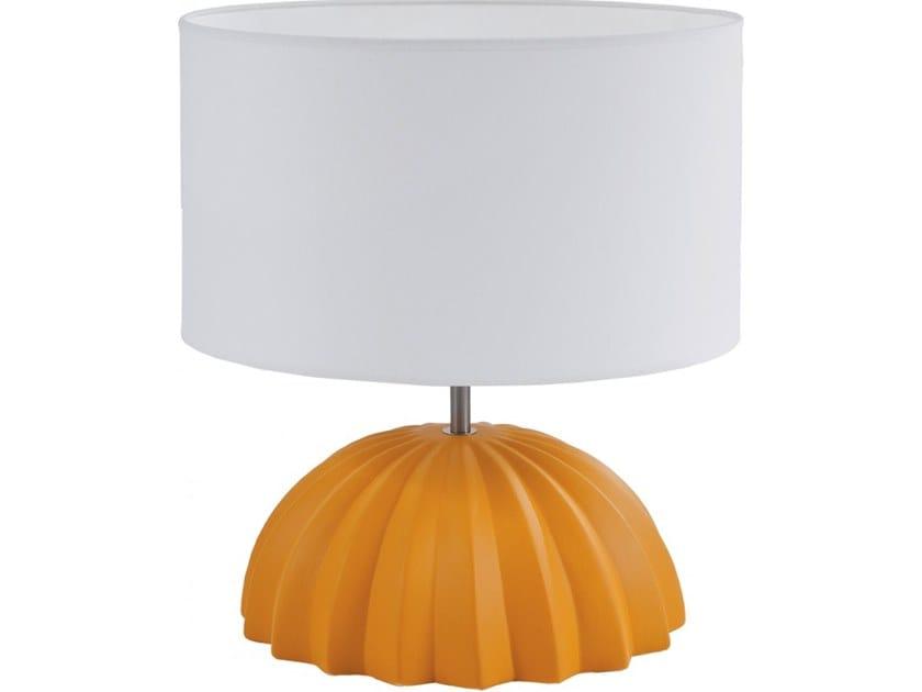 Ceramic table lamp NAUSICAA by Flam & Luce