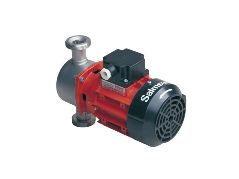 Pompa monoblocco in linea NEC | Pompa e circolatore by SALMSON