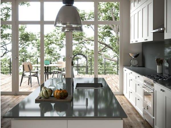 Silestone® kitchen worktop MARENGO by Cosentino