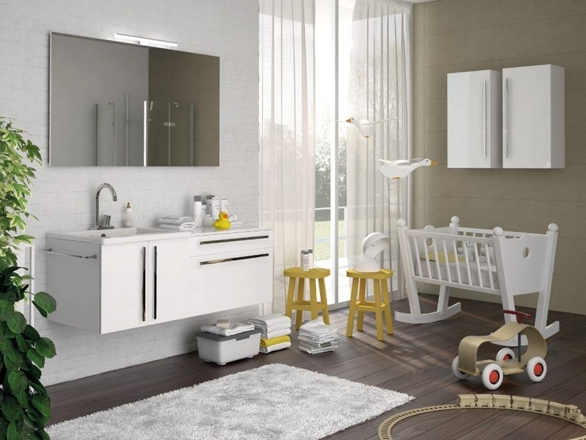 Vanity unit NEMI by Gran Tour