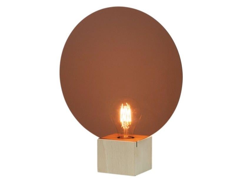 Plexiglass table lamp NEMO by LUZ EVA