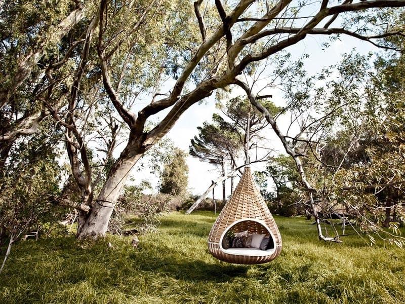 nestrest garten h ngesessel by dedon. Black Bedroom Furniture Sets. Home Design Ideas