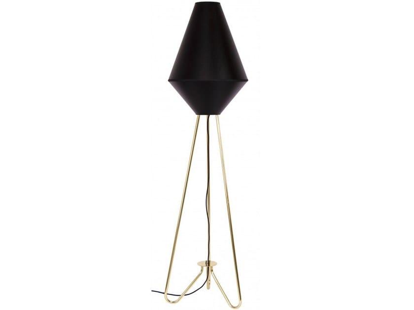 Metal floor lamp NEUVILLE   Floor lamp by Flam & Luce