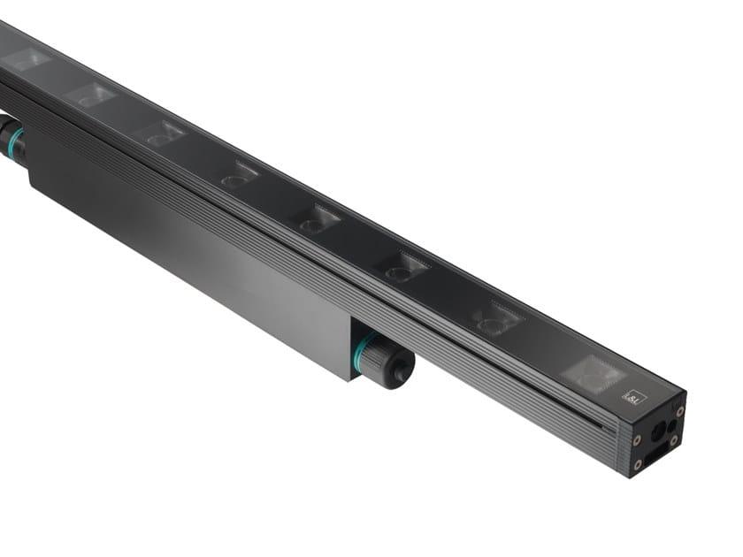 Outdoor aluminium LED light bar NEVA 3.0 by L&L Luce&Light