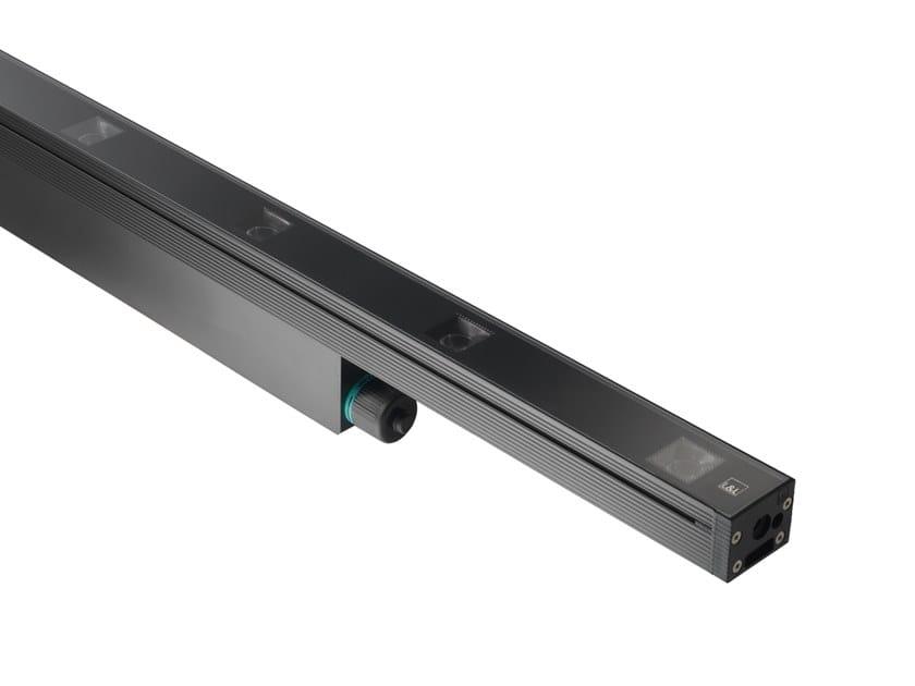 Outdoor aluminium LED light bar NEVA 4.1 by L&L Luce&Light