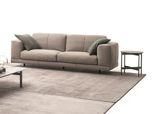 2 seater fabric sofa NEVYLL HIGH | 2 seater sofa by Ditre Italia