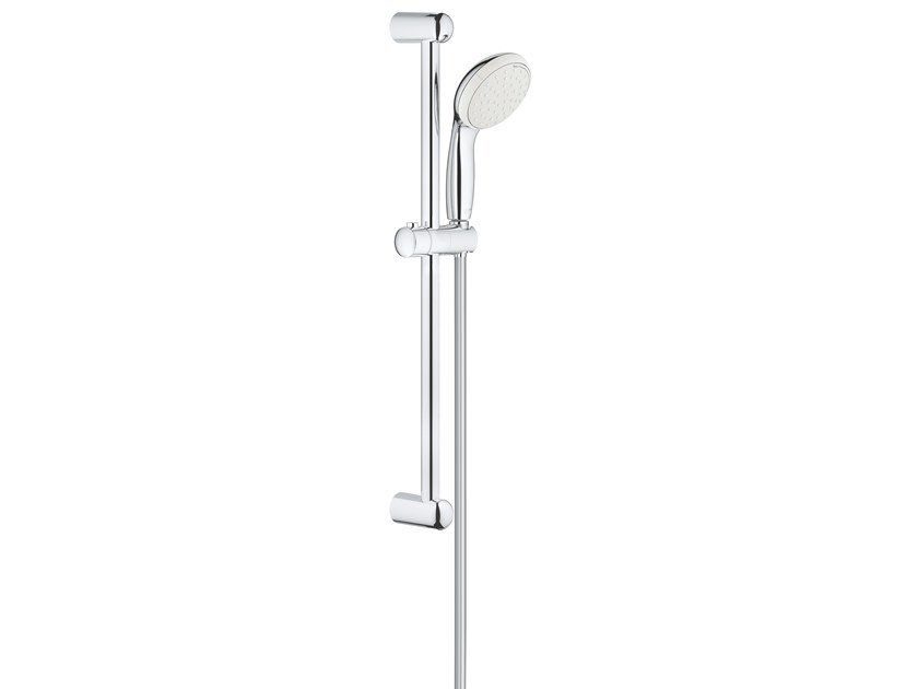 Shower wallbar with hand shower with hose NEW TEMPESTA CLASSIC 2759810E | Shower wallbar by Grohe